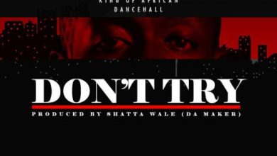 Photo of Download : Shatta Wale – Don't Try (Message To Criss Waddle)
