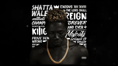 Photo of Shatta Wale – Exodus + Lyrics (Prod By Da Maker)