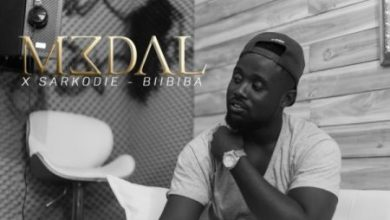 Photo of Download : M3dal x Sarkodie – Biibi Ba