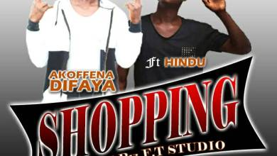 Photo of Download : Akoffena Difaya – Shopping Ft. Hyndu (Prod. By TFstudios)