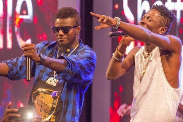 Shatta Wale - Reaction To Broken Friendship With Pope Skinny