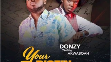 Photo of Download : Donzy – Your Distin Ft Akwaboah (Prod. By Teddy Made It)