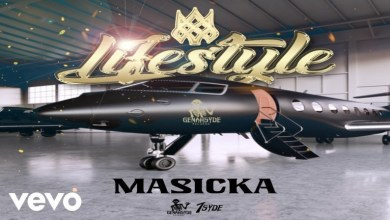 Photo of Download : Masicka – Lifestyle (Prod. By Genahsyde Records)