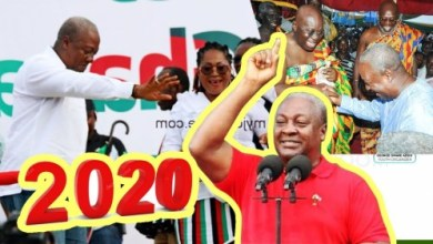 Photo of Download : John Mahama (NDC Campaign Song 2020) – Bobolebobo