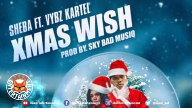 Photo of Download : Vybz Kartel Ft Sheba – Xmas Wish (Prod. By Bad MusiQ)