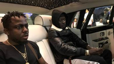 Photo of Shatta Wale – Short Performance In London