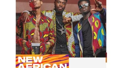 Photo of Download : Fuse ODG Ft Kuami Eugene & KiDi – New African Girl