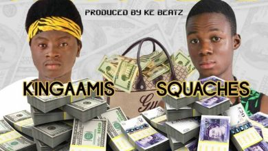 Photo of Download : Kingaamis X Squaches – Money (Prod. By KE Beatz)