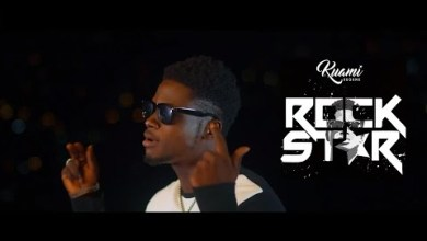 Photo of Kuami Eugene – Rockstar (Official Video)