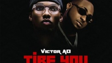 Photo of Instrumental : Victor AD x Davido – Tire You (Prod by Melody Songs)