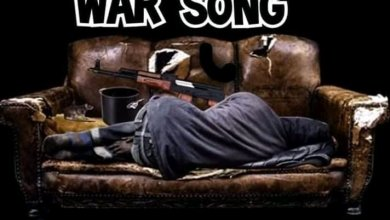 Photo of Download : Pope Skinny – War Song Ft Grey (Prod by Qhola Beat)