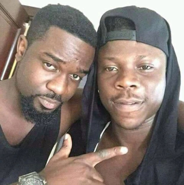 Download : Sarkodie x Stonebwoy - Currency