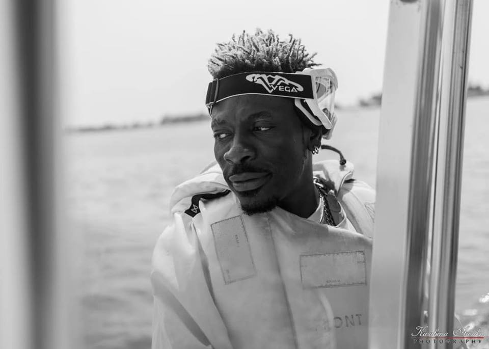 Shatta Wale - Blessingsuponme (Viral Video)