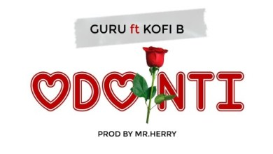 Photo of Download : Guru Ft Kofi B – Odo Nti (Prod By Mr Henry)