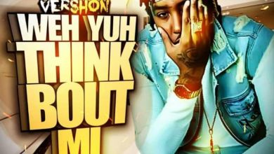 Photo of Download : Vershon – Weh Yuh Think Bout Mi (Prod. By Shab Don Records)