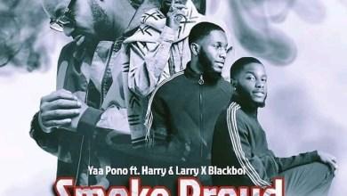 Photo of Download : Yaa Pono – Smoke Proud Ft. Harry & Larry x BlackBoi (Prod. by Deworm)