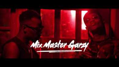 Photo of Video : Mix Master Garzy Ft KiDi, Kuami Eugene & Kurl Songx – Anadwo Yede