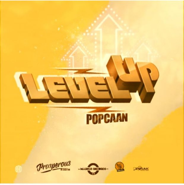 Download : Popcaan - Level Up (Prod By Markus Records)