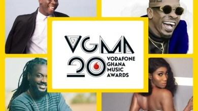 Photo of Full List of Nominees – Vodafone Ghana Music Awards 2019