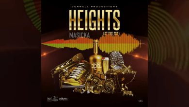 Photo of Download : Masicka – Heights (At the Top) (Prod. by Dunwell)