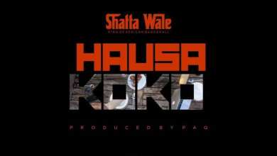 Photo of Download : Shatta Wale – Hausa Koko (Prod By Paq)
