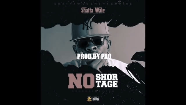 Download : Shatta Wale - No Shortage (Teaser)