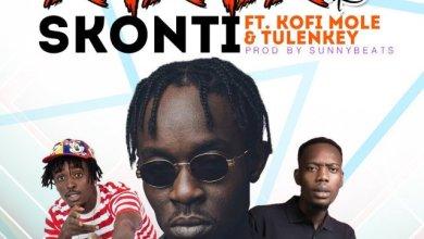 Photo of Download : Skonti – Kakaiku (Remix) Ft Kofi Mole x Tulenkey (Prod. By SunnyBeats)