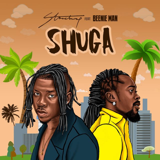 Download : Stonebwoy Ft. Beenie Man – Shuga (Prod. By Streetbeatz)