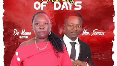 Photo of Download : De Mama Ft Minister Seriouz – Ancient Of Days (Prod By BruceBeat)
