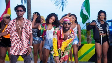 Photo of Bisa Kdei Ft Fameye – Meka (Official video)