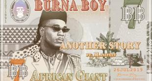 Burna Boy Ft M.anifest – Another Story