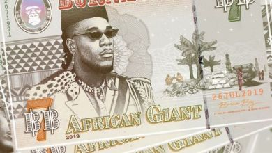 "Photo of Download : Burna Boy – ""African Giant"" (Full Album)"