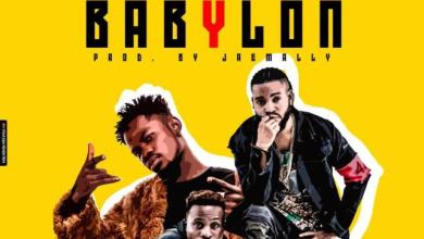 Photo of Download : Gallaxy Ft. Fameye – Babylon (Prod By Jae Mally)