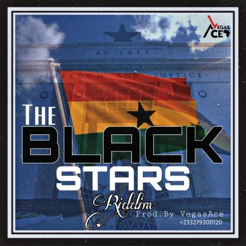 Instrumental The Black Stars Riddim (Prod By Vegas Ace)