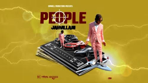 Jahvillani - People