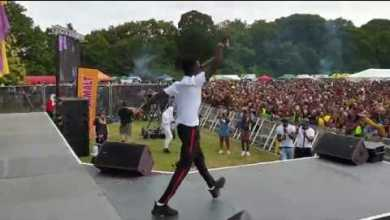 Photo of Kuami Eugene – Live at Party In The Park 2019