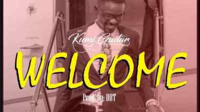 Photo of Download : Kumi Guitar – Welcome (Prod By DDT)