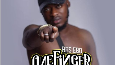 Photo of Download : Ras Ebo – One Finger (Prod. By ElormBeatz)