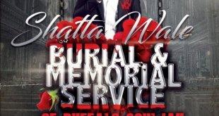 Shatta Wale – Burial & Memorial Of Buffalo Souljah