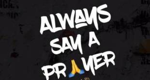 Dammy Krane Ft Peruzzi – Always Say A Prayer (ASAP)