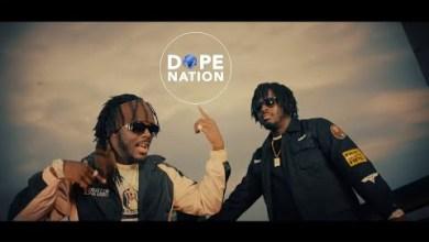 Photo of DopeNaton Ft Medikal – Confam (Official Video)
