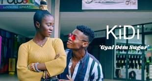 KiDi – Gyal Dem Sugar (Official Video)