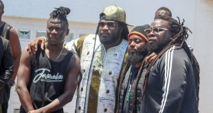 Morgan Heritage Ft StoneBwoy x Samini x KoJo Antwi x Jose Chameleone – Africa We Seh