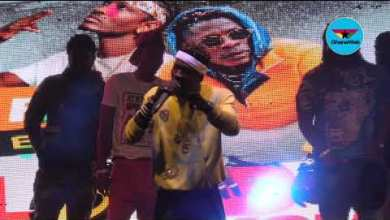 Photo of Shatta Wale x Tinny – Performance Together At Loud In Bukom