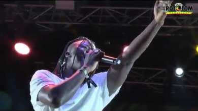 Photo of Stonebwoy joins Morgan Heritage to Perform at Rototom Sunsplash Reggae Festival 2019 In Spain