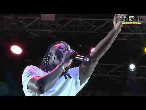 Stonebwoy joins Morgan Heritage to Perform at Rototom Sunsplash Reggae Festival 2019 In Spain