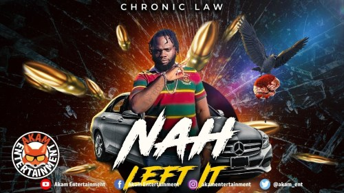Chronic Law – Neva Lef It