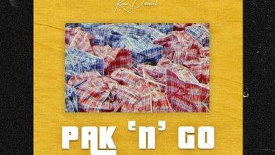 "Photo of Download : Kizz Daniel – Pak ""n"" Go (Snippet)"