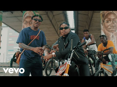 Lil Kesh Ft Mayorkun - Nkan Be (Official Video)