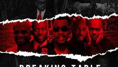 Photo of Download : Maleke Ft 2Baba x Mr Jollof x J Martins x Ayirimami – Breaking Table